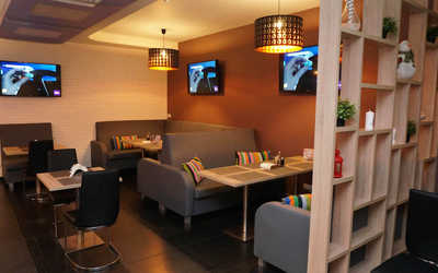 Банкетный зал бара Арена в Среднем В. О. фото 1