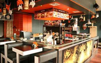 Банкетный зал ресторана Йохо (Yahhoo) в Амирхане Еники фото 1