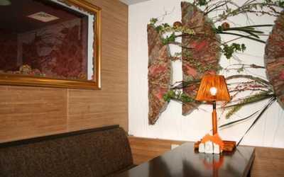 Банкетный зал ресторана Йохо (Yahhoo) в Амирхане Еники фото 3