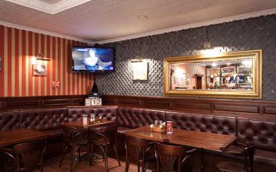 Банкетный зал стейк-хауса Oldham в Реках Мойки фото 2