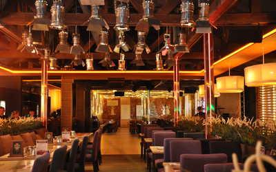 Банкетный зал ресторана Три Оленя на Московском шоссе фото 1