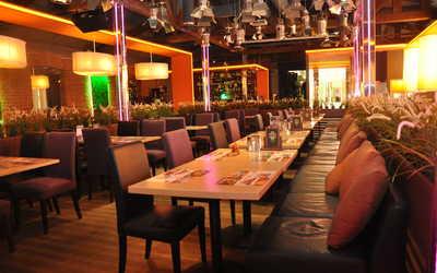 Банкетный зал ресторана Три Оленя на Московском шоссе фото 2