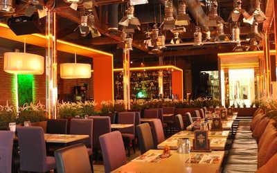 Банкетный зал ресторана Три Оленя на Московском шоссе фото 3
