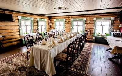 Банкетный зал кафе, ресторана Татарская Усадьба на Шигабутдина Марджани фото 2