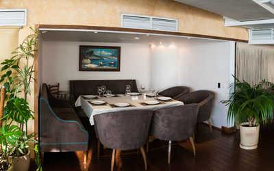 Банкетный зал ресторана Каравелла на проспекте Фатыха Амирхана фото 3