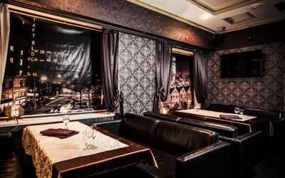 Банкетный зал бара, ресторана California (Калифорния) на проспекте Ленина фото 1