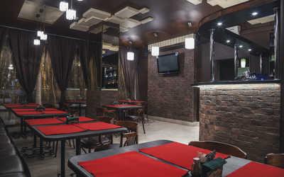 Банкетный зал бара, кафе, ресторана Голодный волк (бывш. Городское) на улице Вавиловых