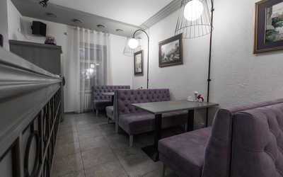 Банкеты кафе Шербурские зонтики на улице Гоголя фото 2