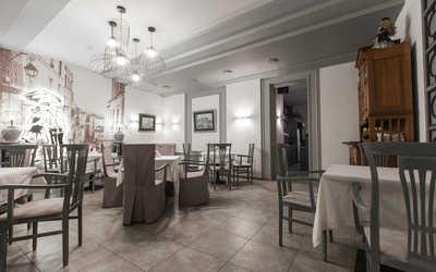 Банкеты кафе Шербурские зонтики на улице Гоголя фото 1