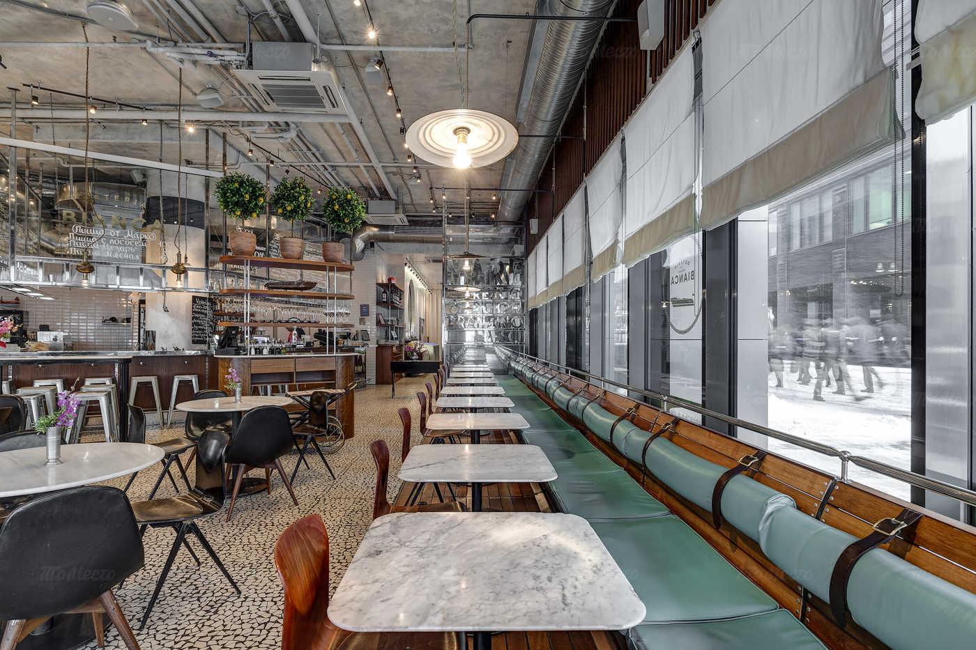 Ресторан Osteria Bianca (Остерия Бьянка) на улице Лесной  фото 7