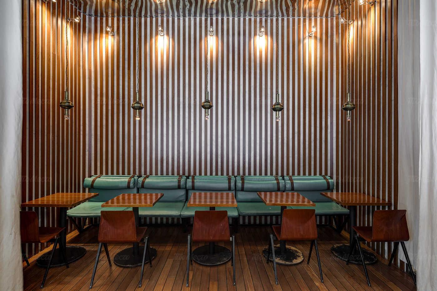 Ресторан Osteria Bianca (Остерия Бьянка) на улице Лесной  фото 12