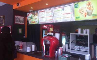 Банкетный зал кафе Wok&Go (Вок и Го) в Астрономической фото 1