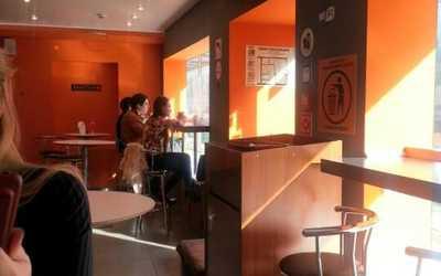 Банкетный зал кафе Wok&Go (Вок и Го) в Астрономической фото 2