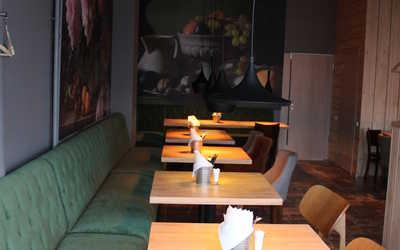 Банкетный зал ресторана Familia (Фамилиа) в Туристской фото 3