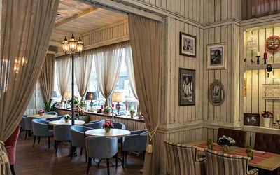 Банкетный зал кафе Florentini Сity Cafe на проспекте Олимпийской Деревни фото 1