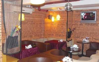 Банкетный зал кафе Крокус в Просвещениях фото 2