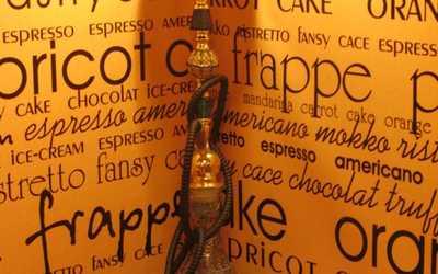 Банкетный зал кафе Крокус в Просвещениях фото 1