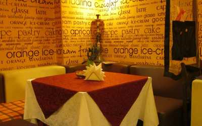 Банкетный зал кафе Крокус в Просвещениях фото 3