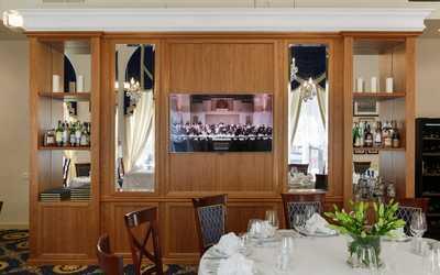 Банкетный зал ресторана Дворянское собрание в Итальянской