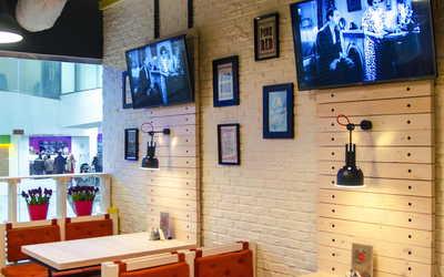 Банкетный зал кафе Лейка в Головинском