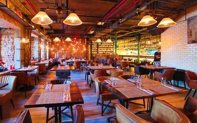 Банкетный зал ресторана Фаренгейт на Тверском бульваре фото 3
