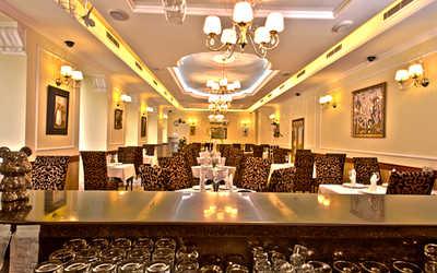 Банкетный зал ресторана Бульвар в Сиреневом фото 2