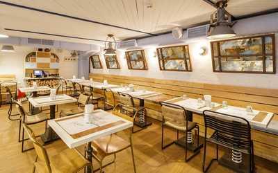 Банкетный зал кафе Babetta на Мясницкой улице фото 2