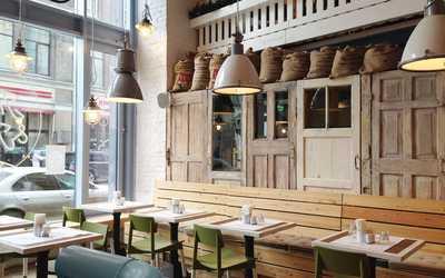 Банкеты кафе Babetta на Мясницкой улице фото 1