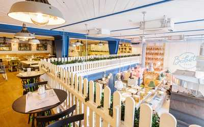 Банкетный зал кафе Babetta на Мясницкой улице фото 3