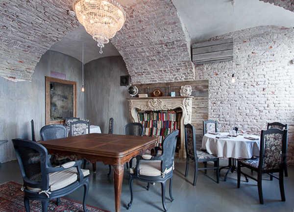 Меню бара, ресторана Бутерbrodskyбар в набережной Макаровой
