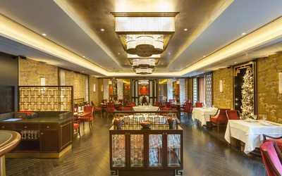 Банкетный зал бара, ресторана Tse Fung в Рубинштейне