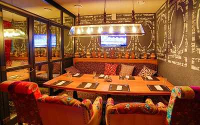 Банкетный зал ресторана Ишак (Eshak) на Можайском шоссе фото 3
