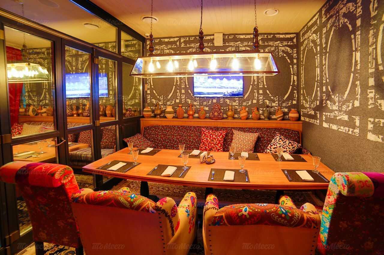 Меню ресторана Eshak (Ишак) в Можайском