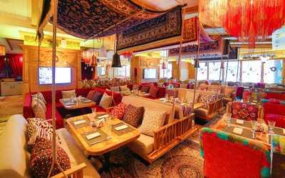 Банкетный зал ресторана Ишак (Eshak) на Можайском шоссе фото 1