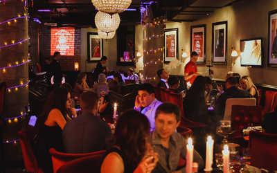 Банкетный зал бара MOSKVA bar на улице Шейнкмана фото 3
