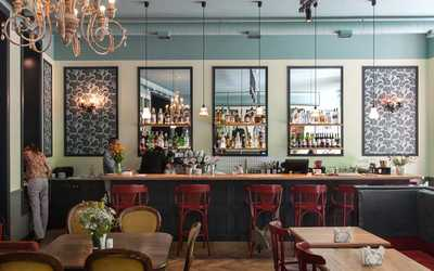 Банкетный зал бара, кафе, ресторана Дети райка в Рубинштейне фото 1