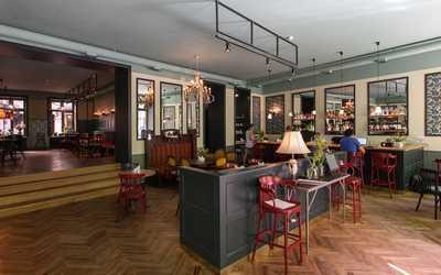 Банкетный зал бара, кафе, ресторана Дети райка в Рубинштейне фото 3