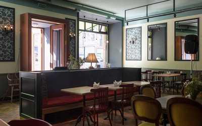 Банкетный зал бара, кафе, ресторана Дети райка в Рубинштейне фото 2