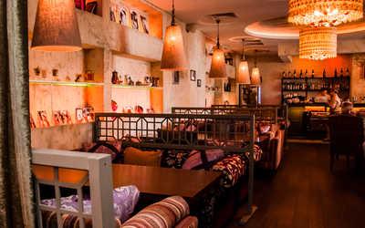 Банкетный зал ресторана Миндаль на улице Максима Горького фото 1