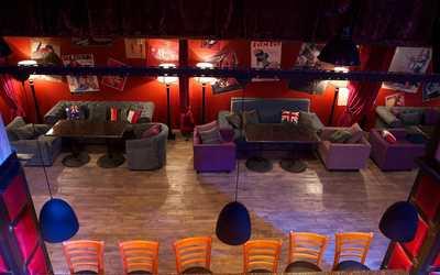 Банкетный зал бара, ночного клуба, ресторана Andy's Restobar (Эндис Рестобар) на Рочдельской улице фото 3