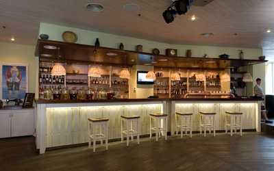 Банкетный зал пивного ресторана Пиворама в Большевикове фото 1