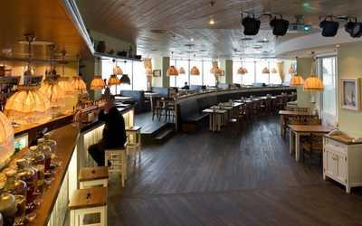 Банкетный зал пивного ресторана Пиворама в Большевикове фото 3