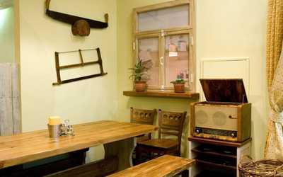 Банкетный зал пивного ресторана Пиворама в Комендантской