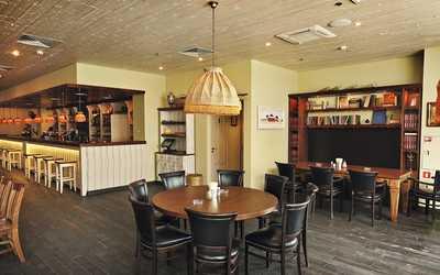 Банкетный зал пивного ресторана Пиворама на Ленсовета фото 2