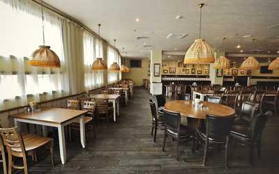 Банкетный зал пивного ресторана Пиворама на Ленсовета фото 3