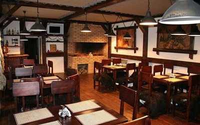 Банкетный зал ресторана Тифлис в Урицкоге фото 1
