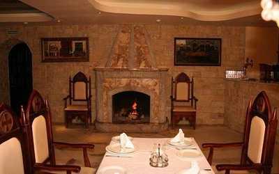 Банкетный зал ресторана Тифлис в Урицкоге фото 2