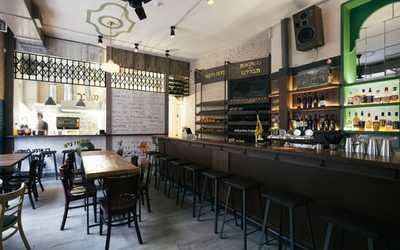 Банкетный зал кафе Бекицер в Рубинштейне фото 1