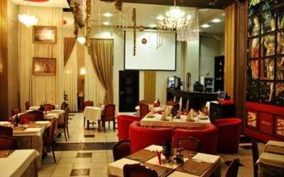 Банкетный зал ресторана Премьер (Premier) в Спартаковской фото 1