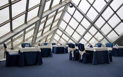 Банкетный зал ресторана Пирамида на Московской фото 2